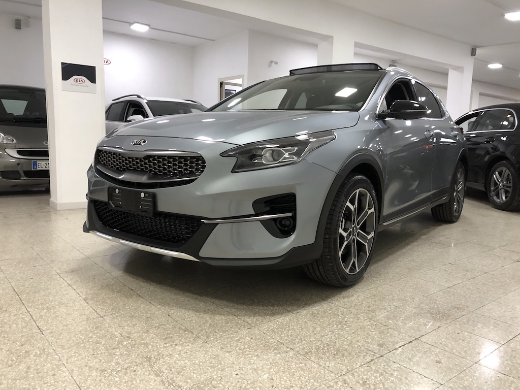 KIA XCeed Evolution 1.4 T-GDi 140 CV