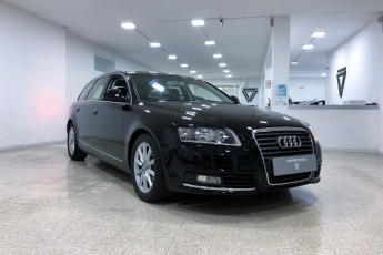 Audi A6 Avant 2.0 TDI Advanced 01