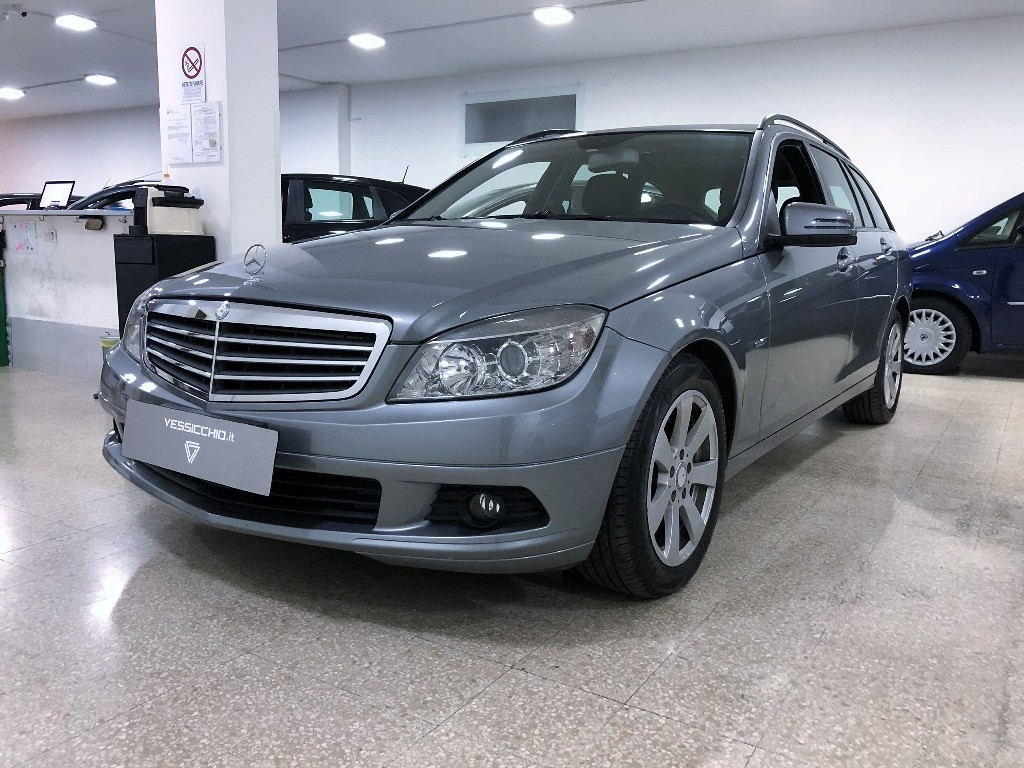 mercedes benz classe c 220 cdi blueefficiency automatic. Black Bedroom Furniture Sets. Home Design Ideas
