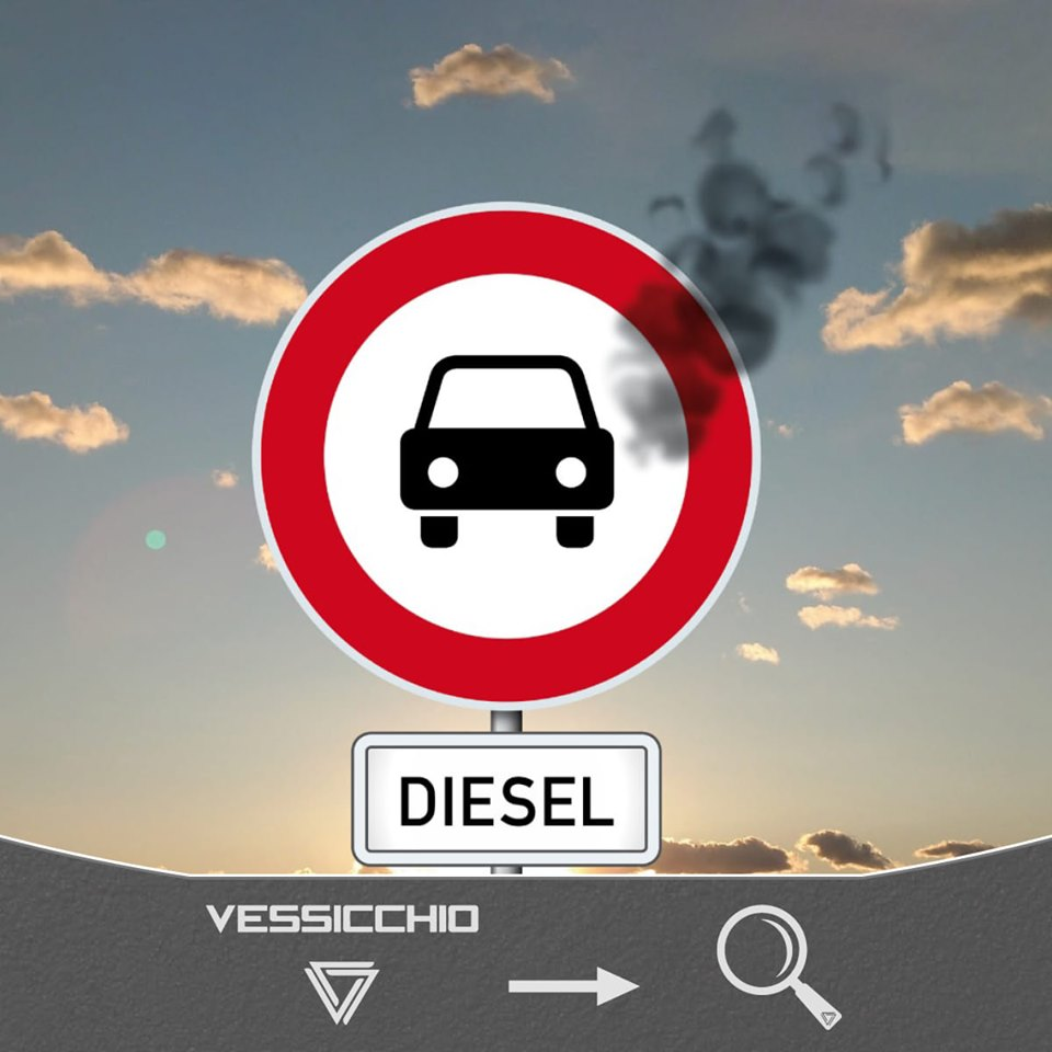 Da più di un anno si sente parlare, dopo lo scandalo che ha coinvolto la 𝐕𝐨𝐥𝐤𝐬𝐰𝐚𝐠𝐞𝐧, dell'inquinamento che producono i motori diesel.